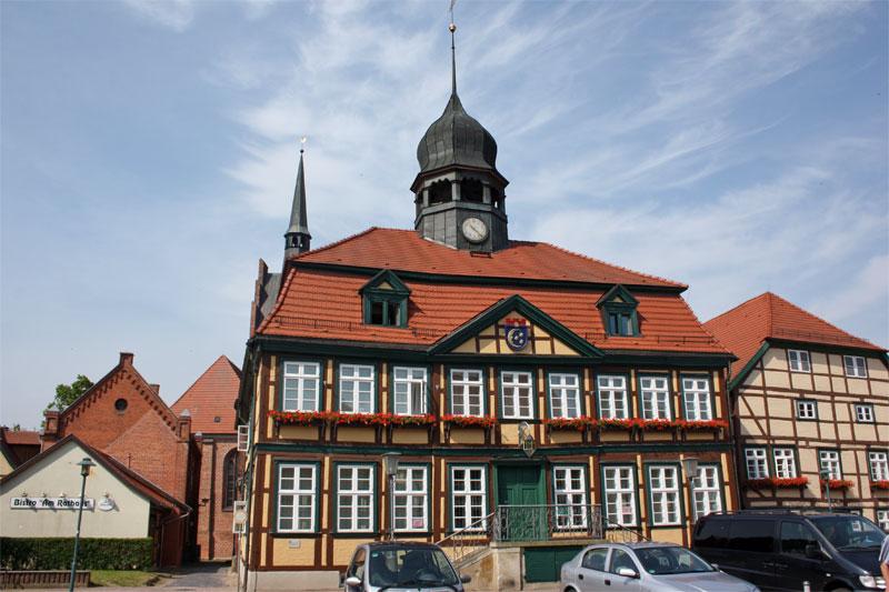Rathaus Grabow