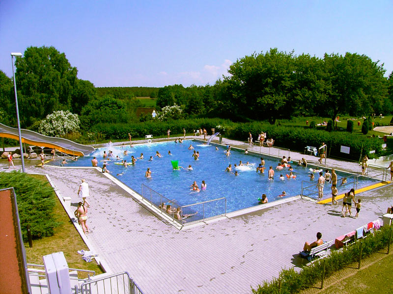 Waldbad Grabow