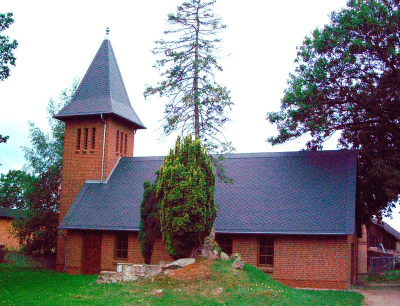 Kirche Kremmin
