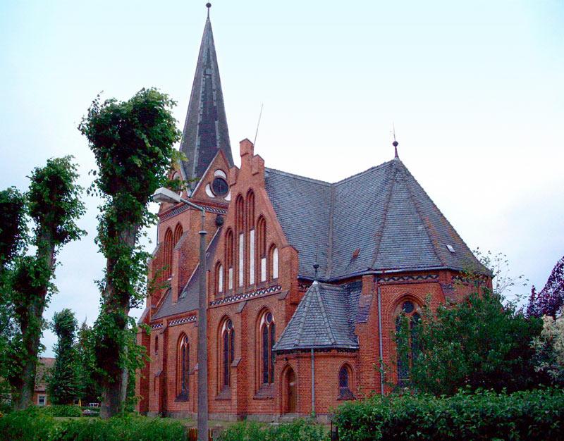 Muchow Kirche