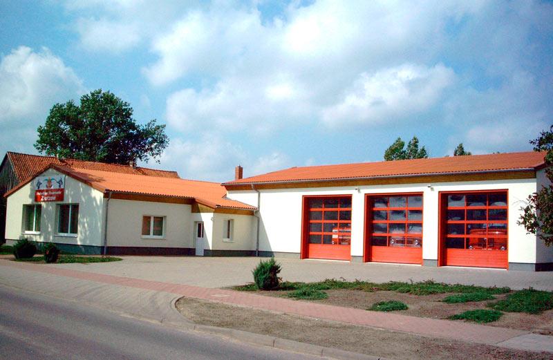 Zierzow Feuerwehr